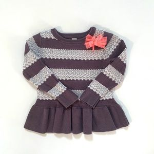 3/$30 ❤️ Cherokee Toddler Girl Sweater